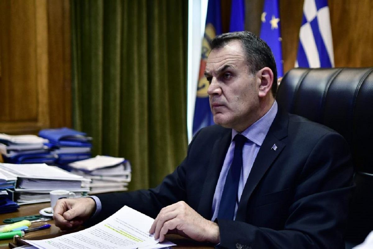 Ο Παναγιωτόπουλος «βγάζει στη σέντρα» την Άγκυρα: Ασκούμε απόλυτα τα κυριαρχικά μας δικαιώματα