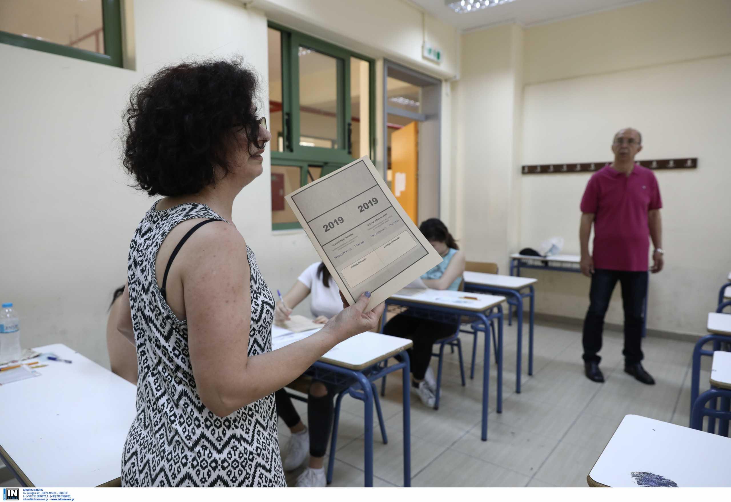 Κεραμέως: Πότε θα γίνουν οι Πανελλήνιες – Τι είπε για τις προαγωγικές εξετάσεις σε Λύκεια και Γυμνάσια