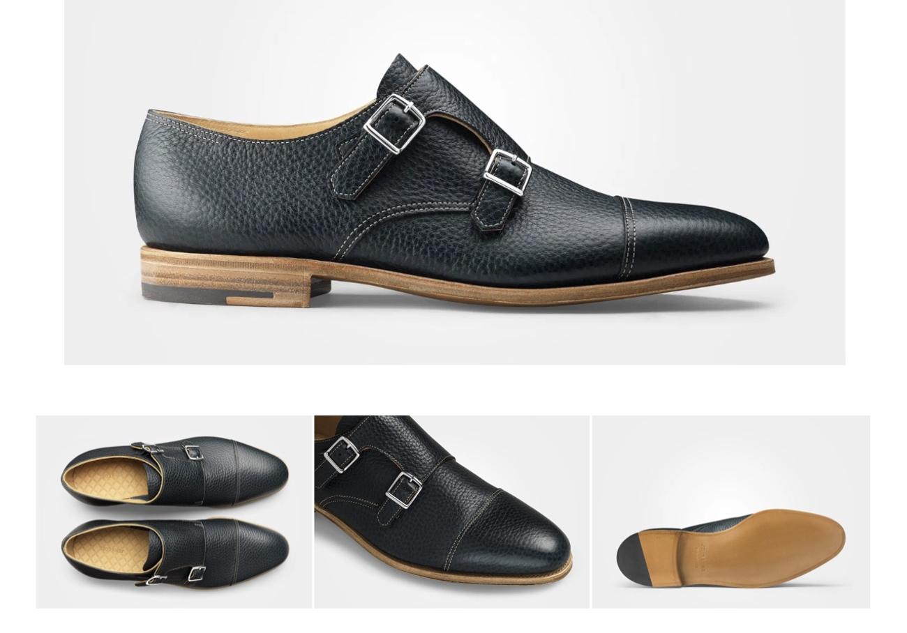 Τα παπούτσια που έχουν φορεθεί από τον Πρίγκιπα Κάρολο, τον Σινάτρα και τον Ωνάση