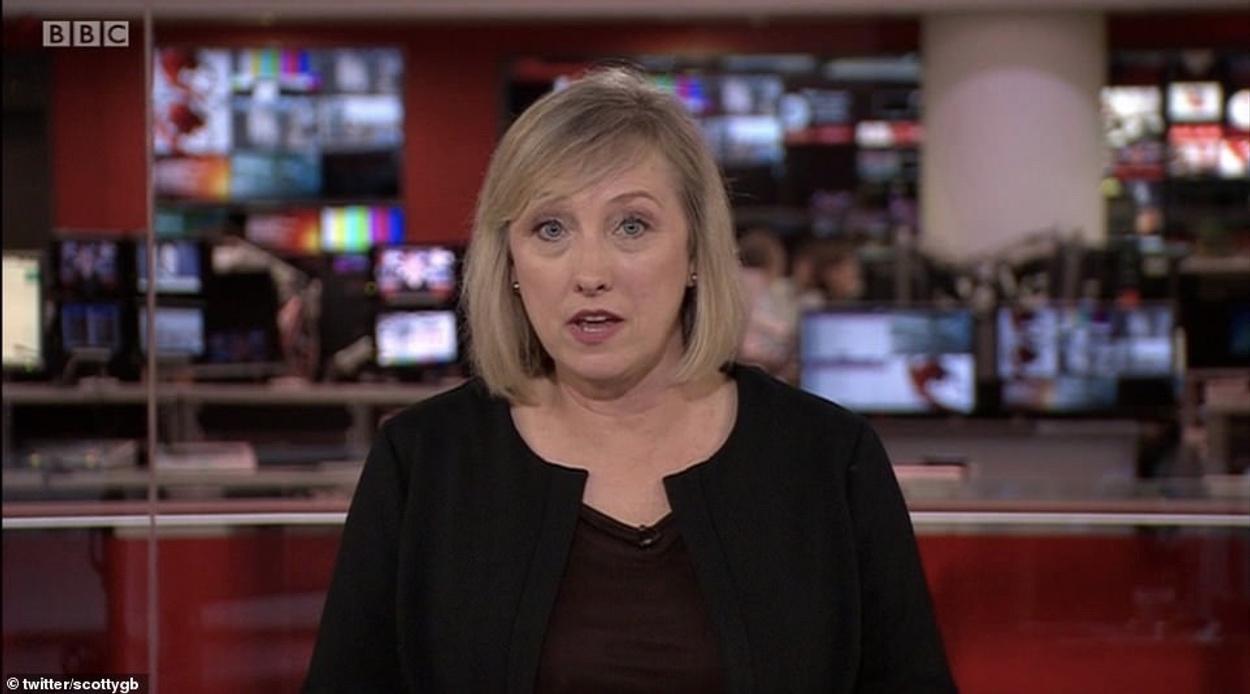 Πρίγκιπας Φίλιππος: Λύγισε στον αέρα η δημοσιογράφος του BBC