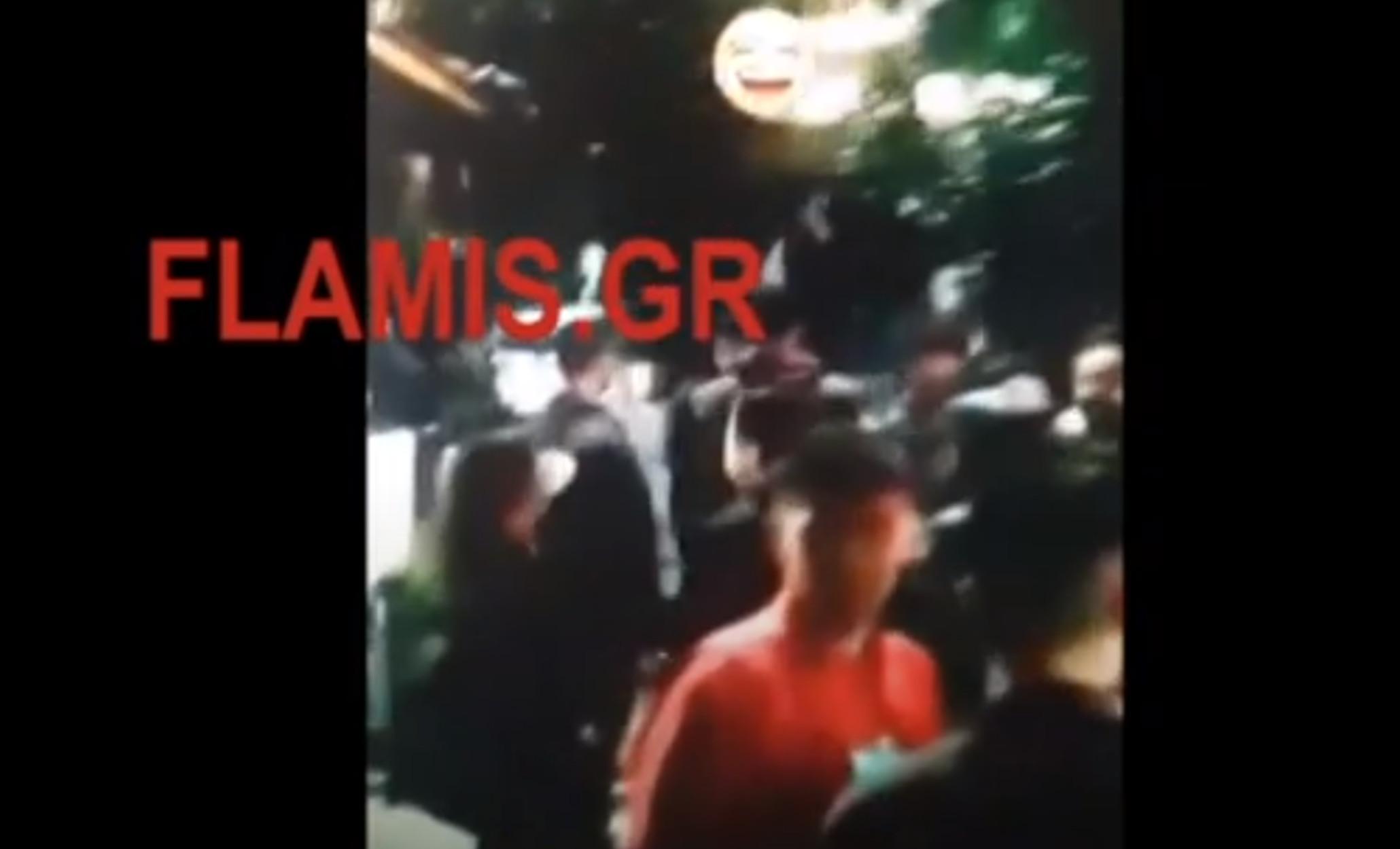 Πάτρα: Ο ένας πάνω στον άλλον σε κορονοπάρτι – Αναφορές για πάνω από 500 άτομα! (video)