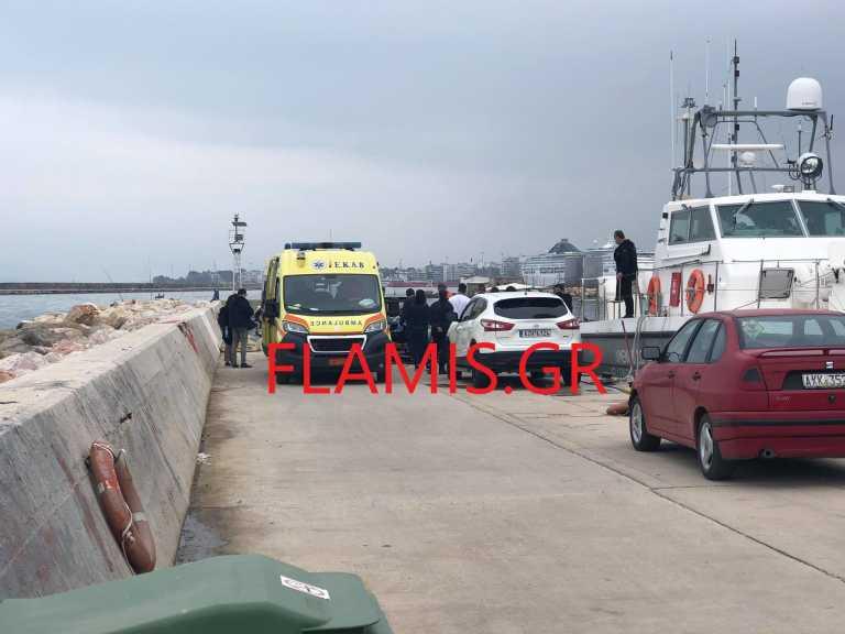 Πάτρα: Έκαναν βόλτα στο λιμάνι και είδαν... πτώμα! Συναγερμός στις αρχές