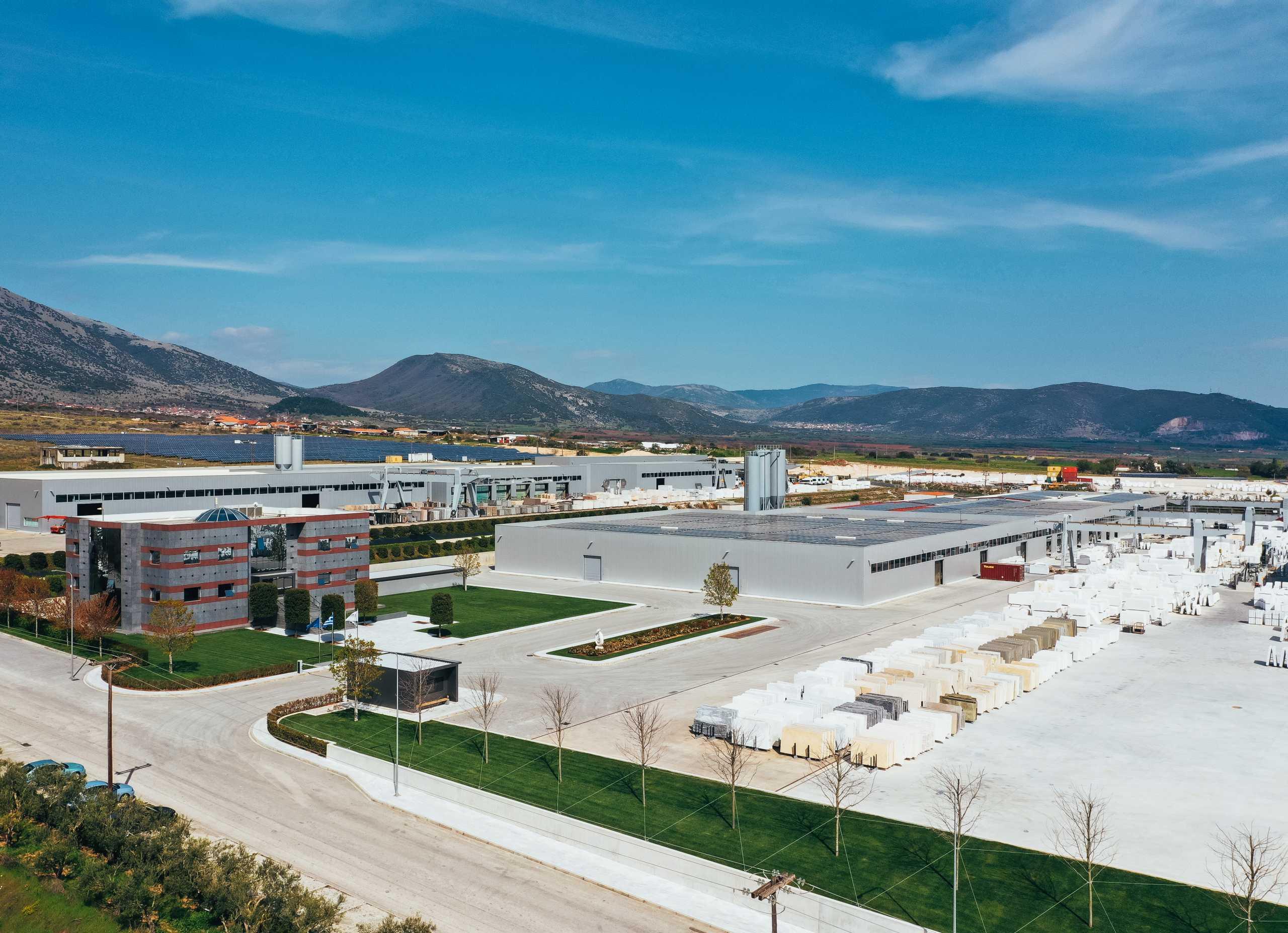 Παυλίδης: Τζίρος 100 εκατ. ευρώ για την ελληνική βιομηχανία που εξάγει μάρμαρα και επενδύει σε ενέργεια