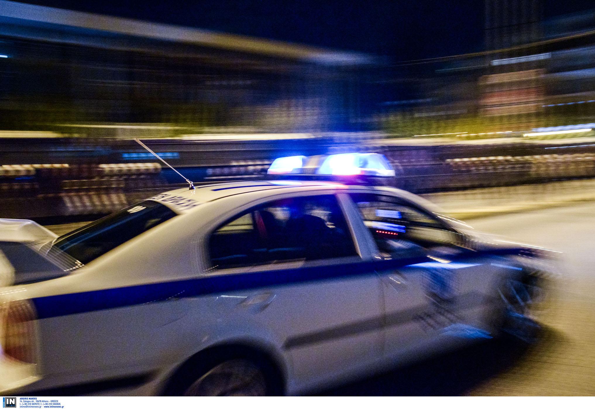 Ηράκλειο: Μεθυσμένος και χωρίς δίπλωμα οδηγός κόντεψε να σκοτώσει αστυνομικό σε μπλόκο