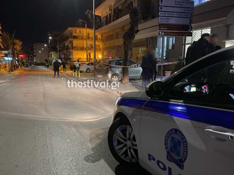 Αναστάτωση από πυροβολισμούς στη Θεσσαλονίκη (video)