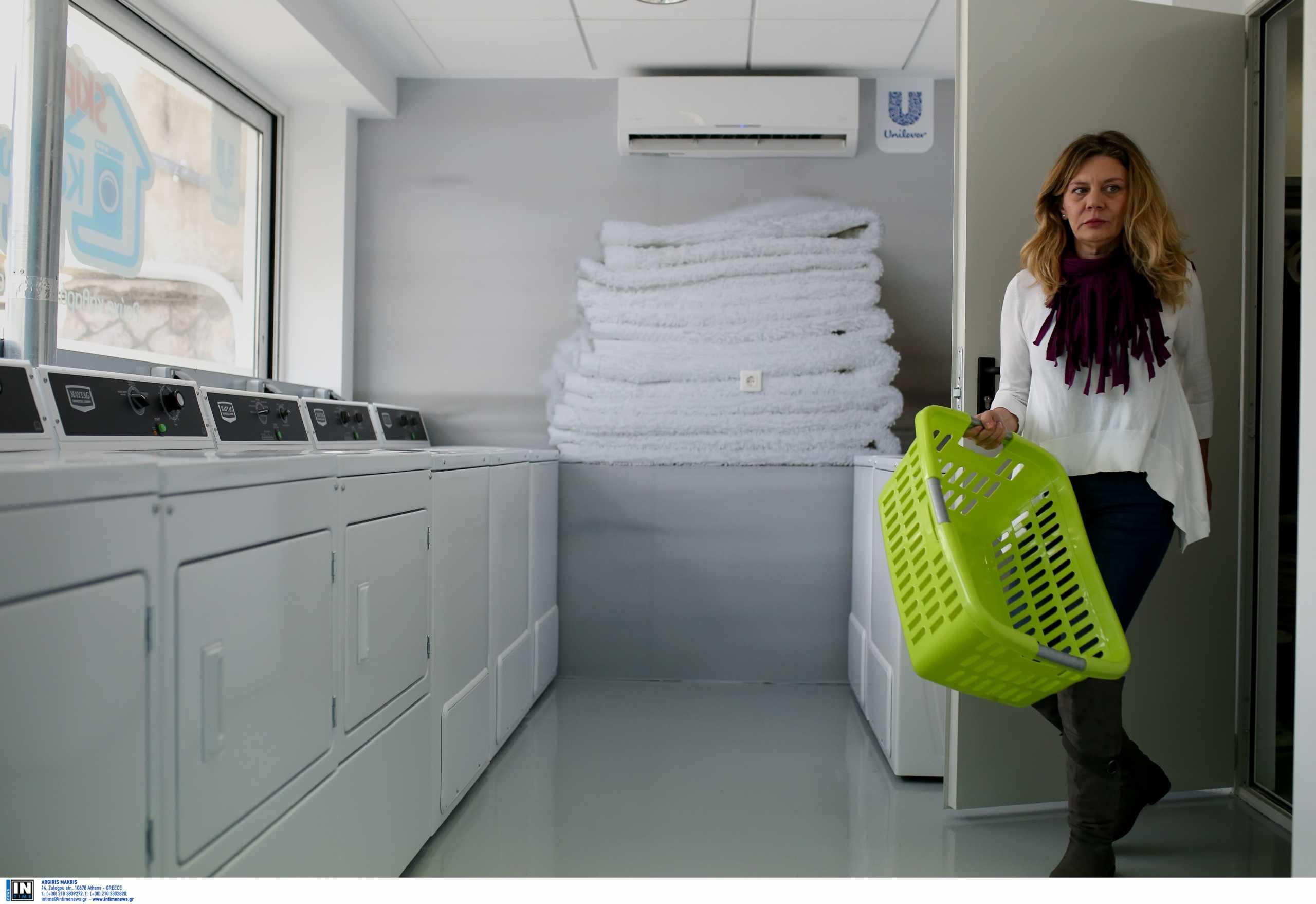 Έρχονται πλυντήρια με… νοημοσύνη – Τι θα αλλάξει στις ετικέτες των οικιακών συσκευών