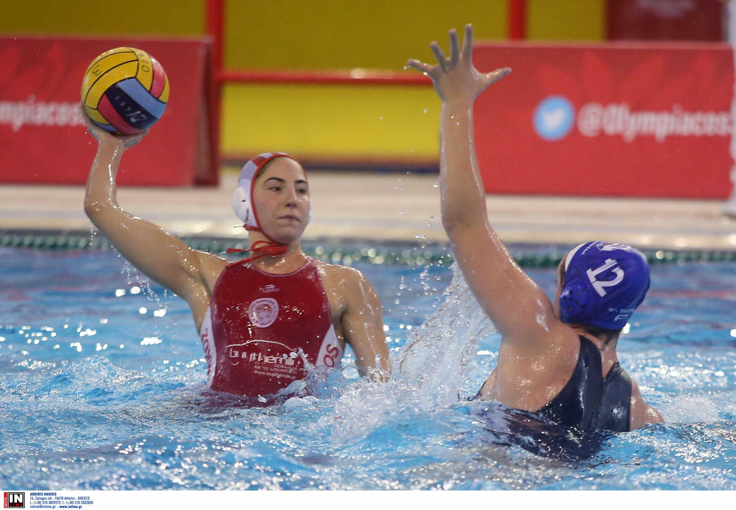Ολυμπιακός: Στον τελικό της Euroleague το πόλο γυναικών