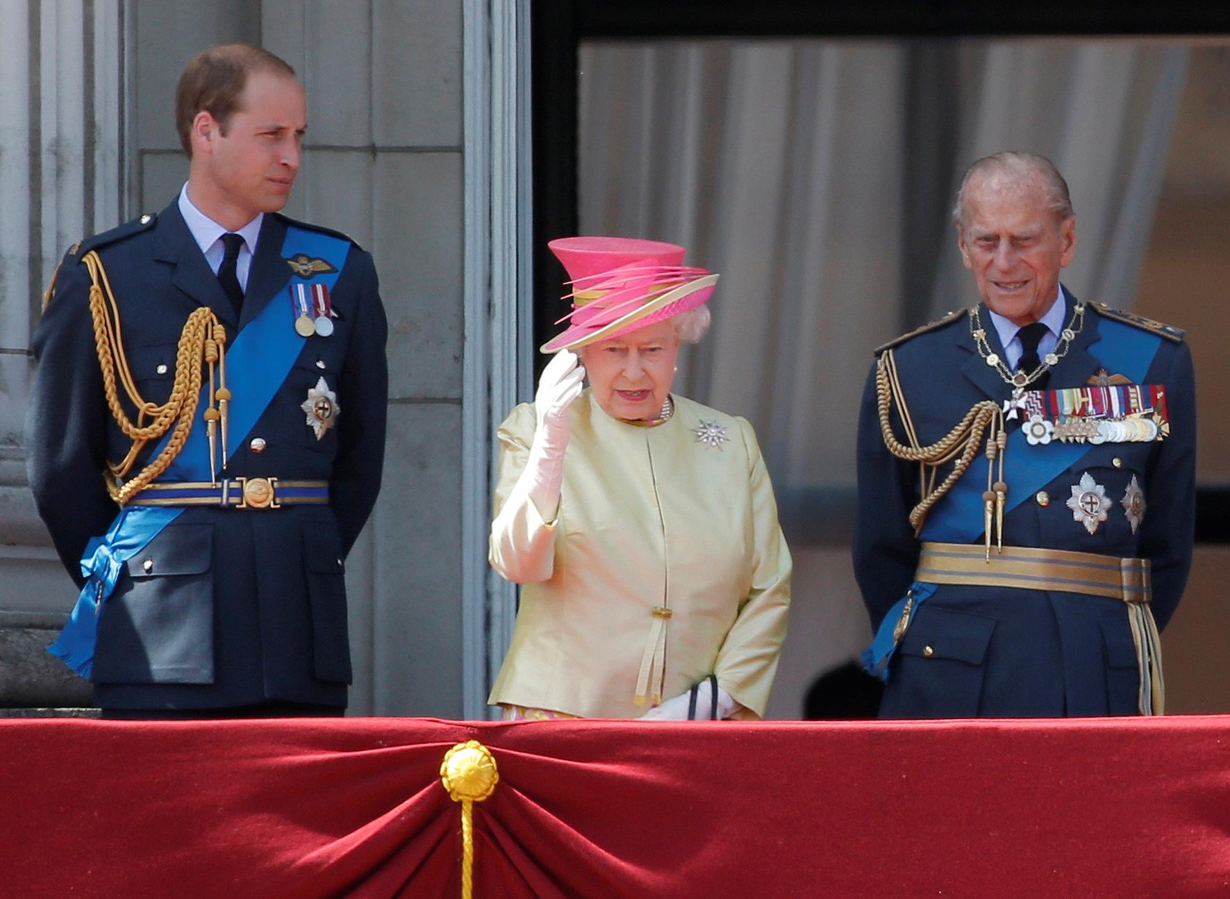 Συγκινεί ο Πρίγκιπας Γουίλιαμ: «Θα μου λείψεις παππού»