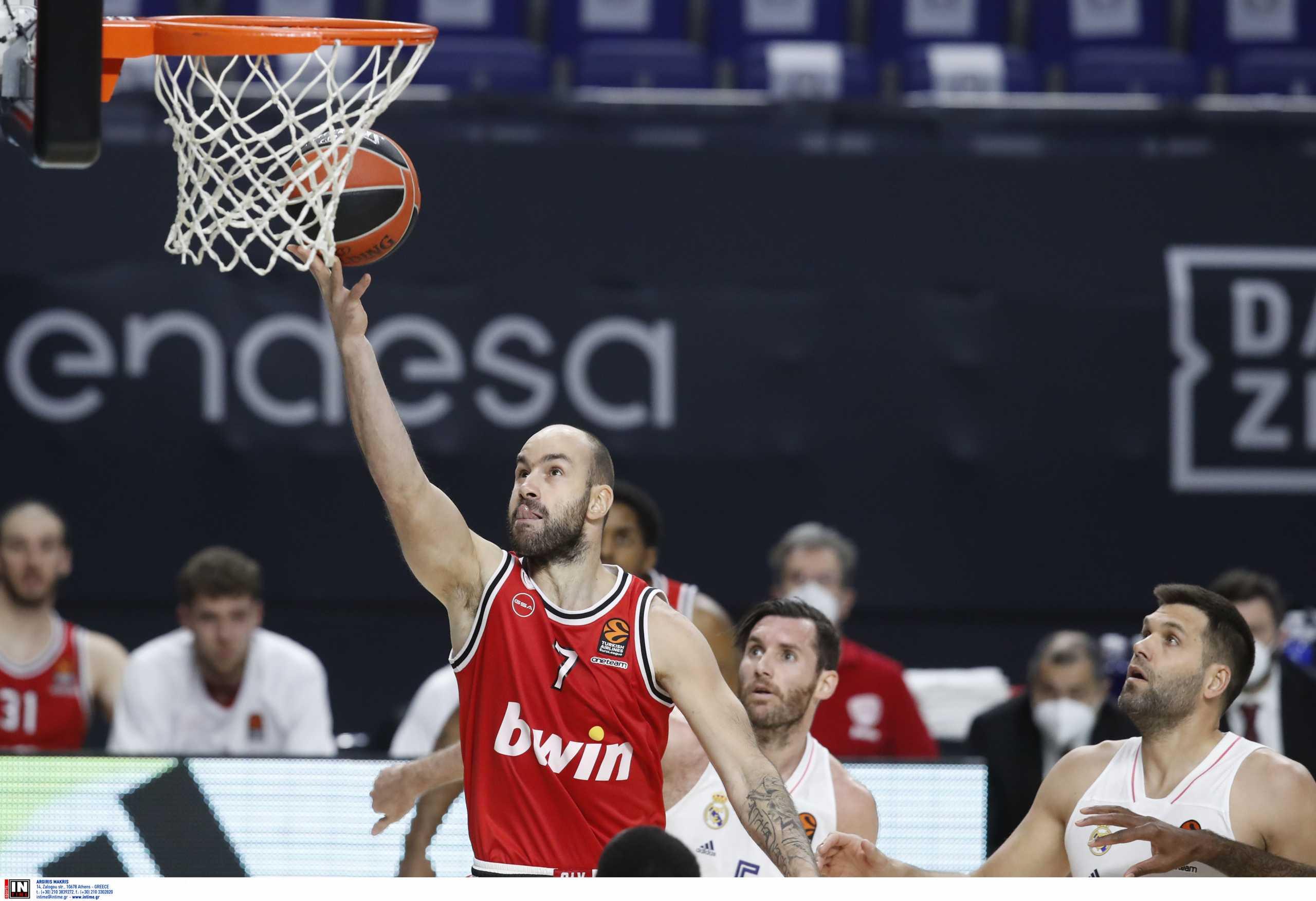 Ρεάλ – Ολυμπιακός: Παραδόθηκαν εύκολα στη Μαδρίτη οι Πειραιώτες