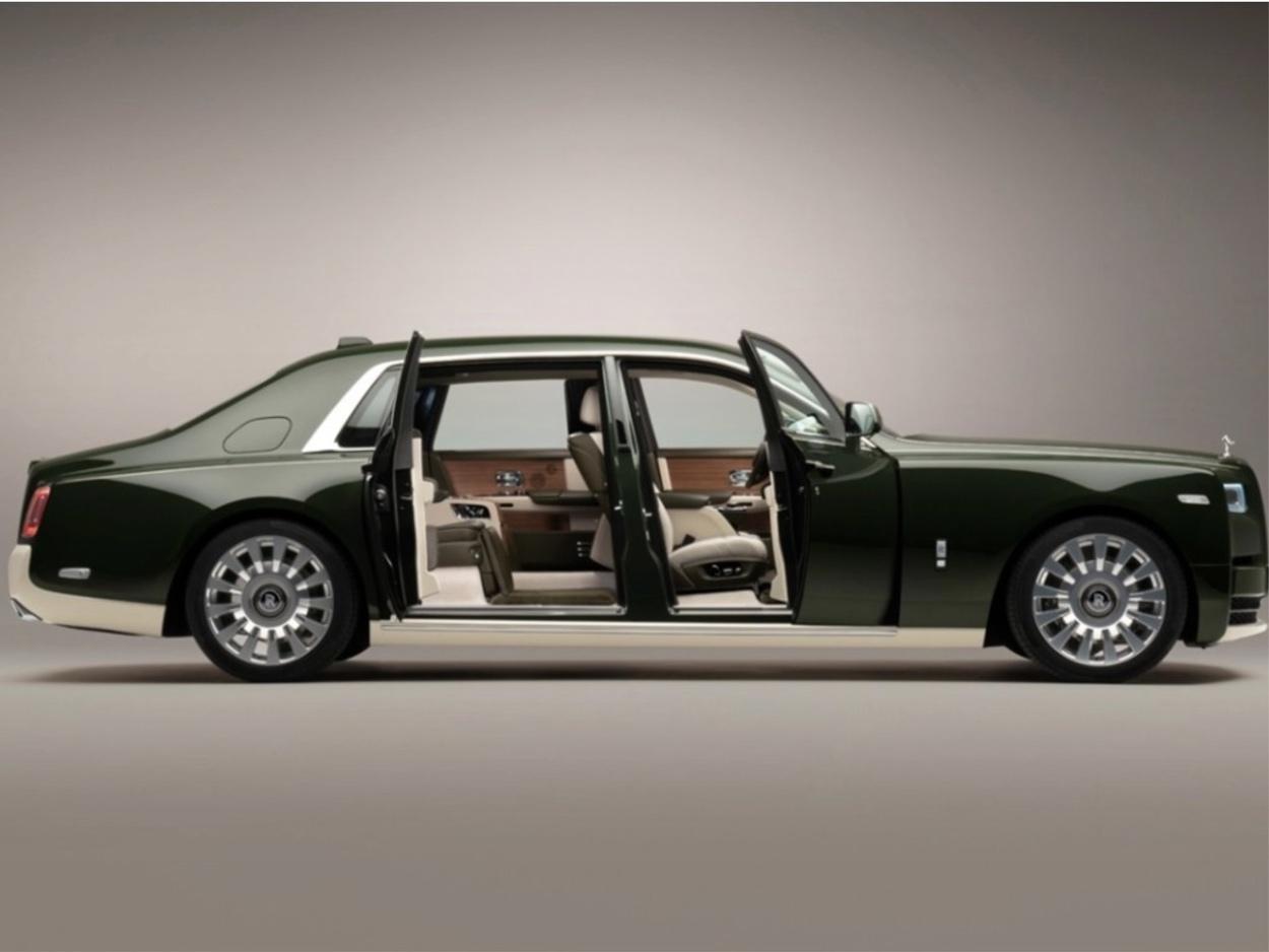 Δείτε την απίστευτη Rolls-Royce που παρήγγειλε Ιάπωνας δισεκατομμυριούχος