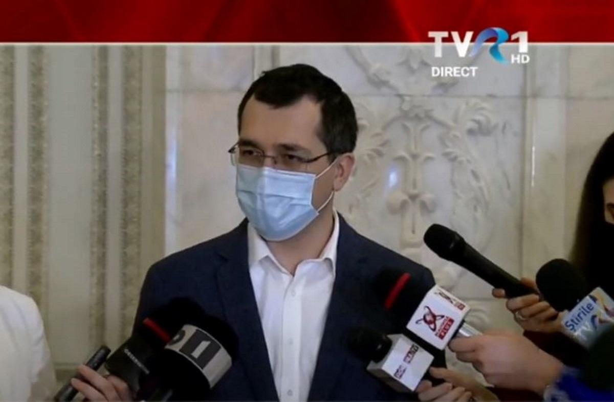 Ρουμανία: Αποπέμφθηκε ο υπουργός Υγείας για τον τρόπο διαχείρισης της πανδημίας