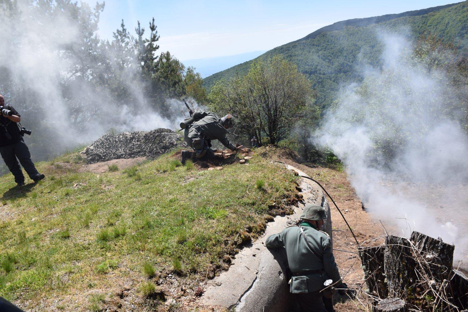 Σέρρες: 80 χρόνια από τη «μάχη των οχυρών» – Όταν ο ελληνικός στρατός καθήλωσε τους Ναζί στα σύνορα