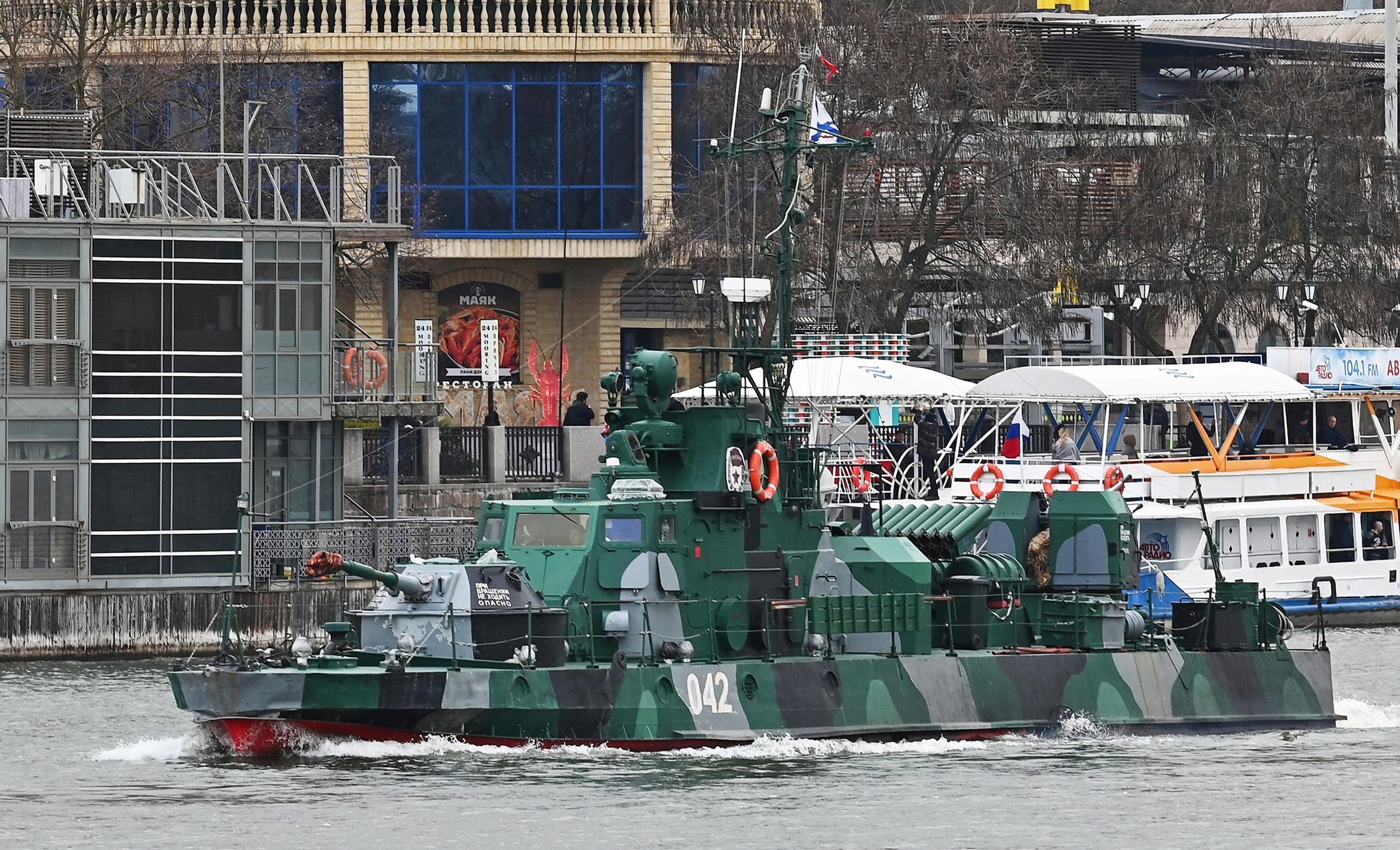 «Πρόβες» πολέμου στη Μαύρη Θάλασσα – Ασκήσεις το ρωσικό ναυτικό, στέλνουν δυο πλοία οι ΗΠΑ