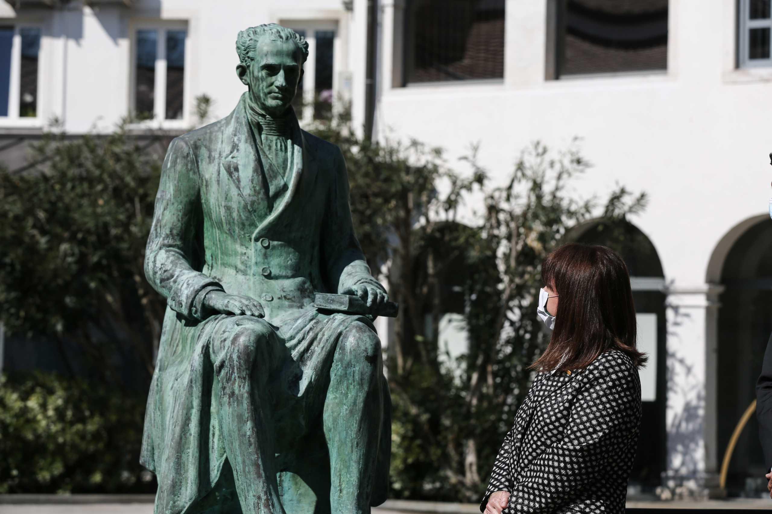 Σακελλαροπούλου: Επίσκεψη στην πόλη Κόπερ που κατάγεται η οικογένεια Καποδίστρια