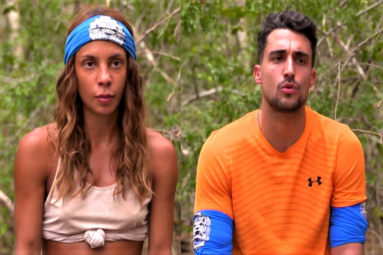 Survivor: «Ο Σάκης και η Μαριαλένα τα έχουν ξαναβρεί, νομίζω ότι ο Λιβάνης δεν το πιστεύει»