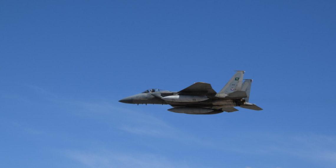 """Μαχητικό F-15 έκανε """"χίλια κομμάτια"""" drone των ανταρτών Χούθι – Καρέ καρέ η τρομακτική κατάρριψη [vid]"""