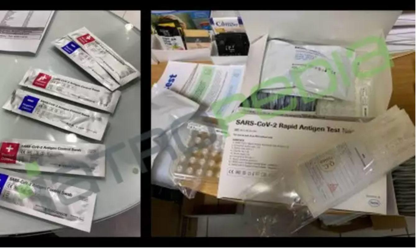 Αντί για ατομικά self test κορονοϊού, έφτασαν στα φαρμακεία συσκευασίες 25 τεμαχίων