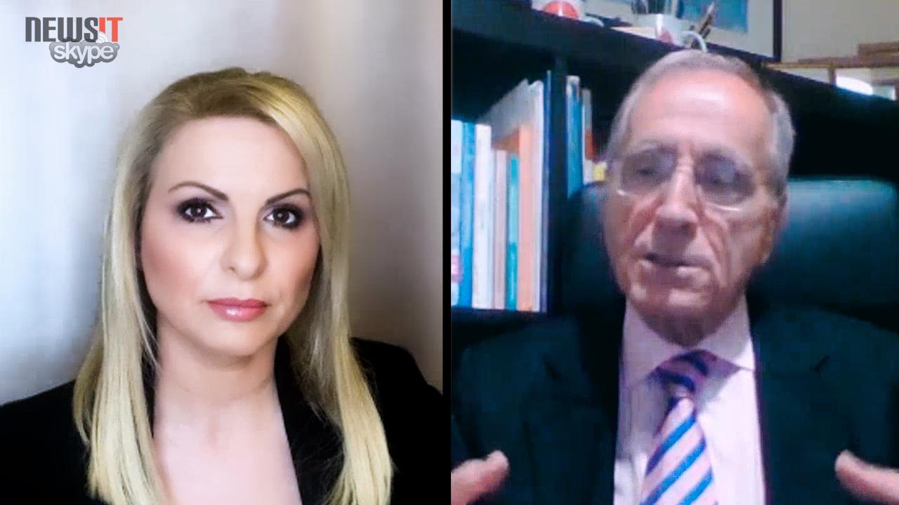 Πάνος Σόμπολος στο newsit.gr: Ποιοι ήθελαν να κλείσουν το στόμα του ΓιώργουΚαραϊβάζ