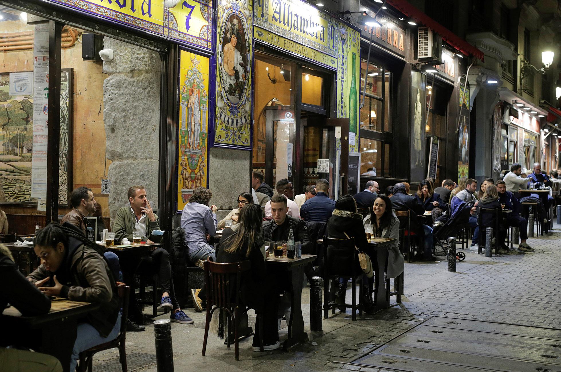 Ισπανία: Μειώθηκε ο πληθυσμός για πρώτη φορά μετά από πέντε χρόνια
