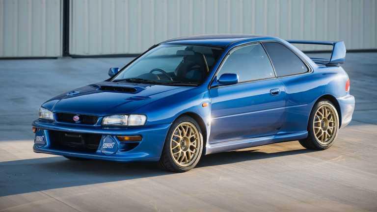 Αυτό το Subaru Impreza πουλήθηκε σε τιμή σουπερκαρ! (video)