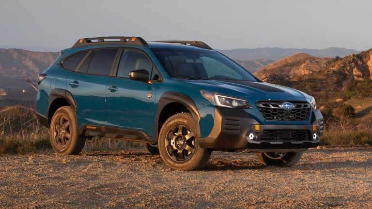 Αυτή είναι η πιο «άγρια» εκδοχή του νέου Subaru Outback (video)