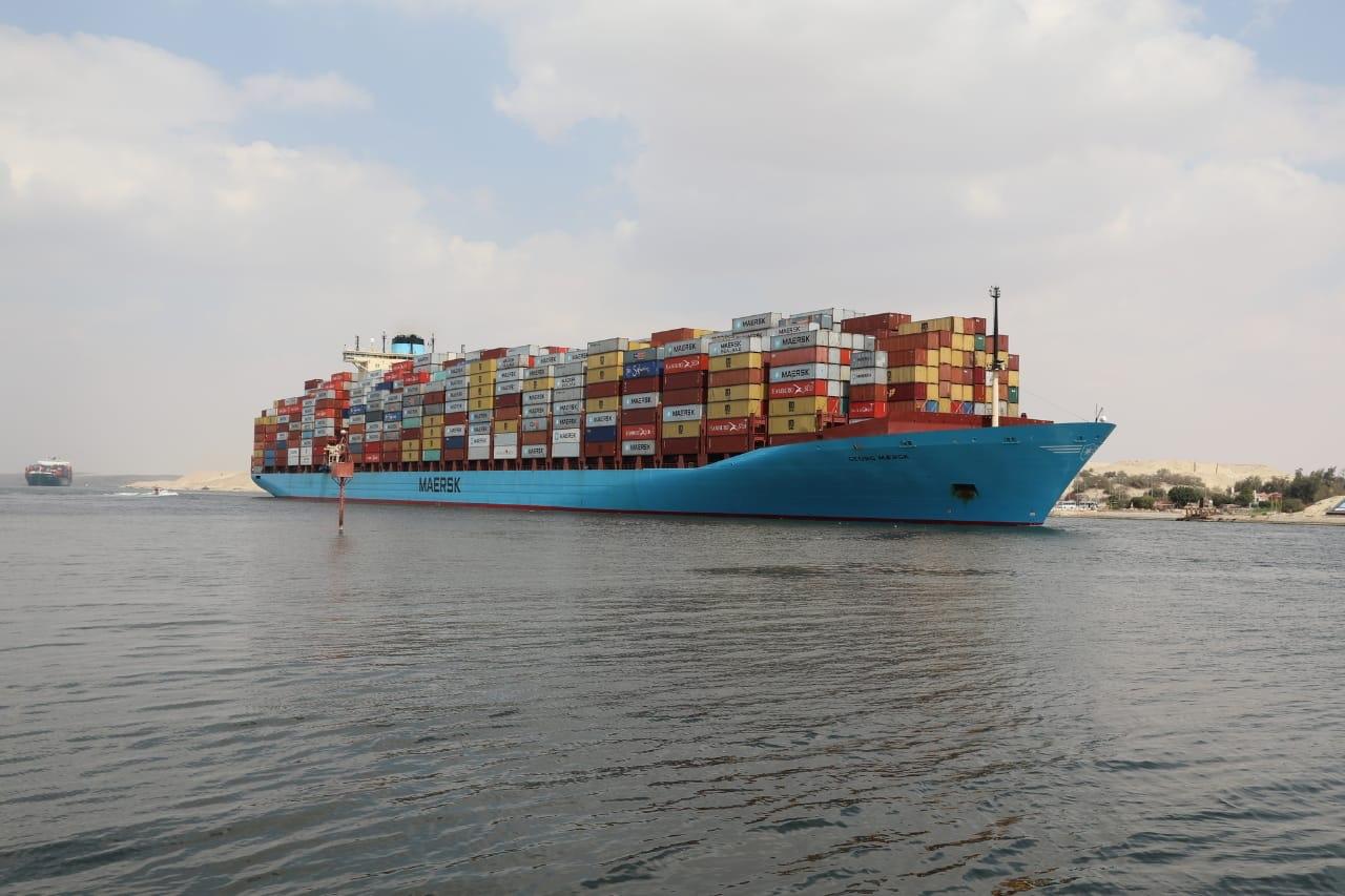 «Ξεφράκαρε» η Διώρυγα του Σουέζ! Πέρασαν όλα τα πλοία