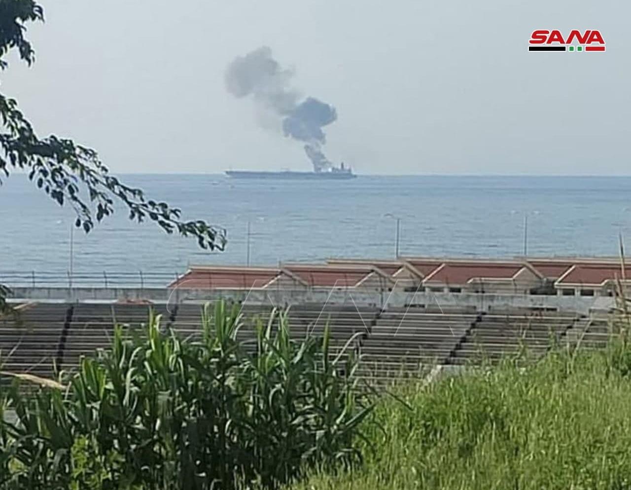 Συρία: Επίθεση σε ιρανικό πετρελαιοφόρο