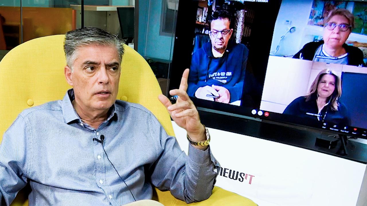 Ο Σωτήρης Τσιόδρας και το «μήνυμα» στην κυβέρνηση: Αν δεν γίνει αυτό που λέμε…