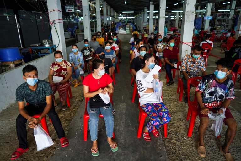 Ταϊλάνδη: Σκέψεις για νέο lockdown υπό το φόβο νέου κύματος κορονοϊού