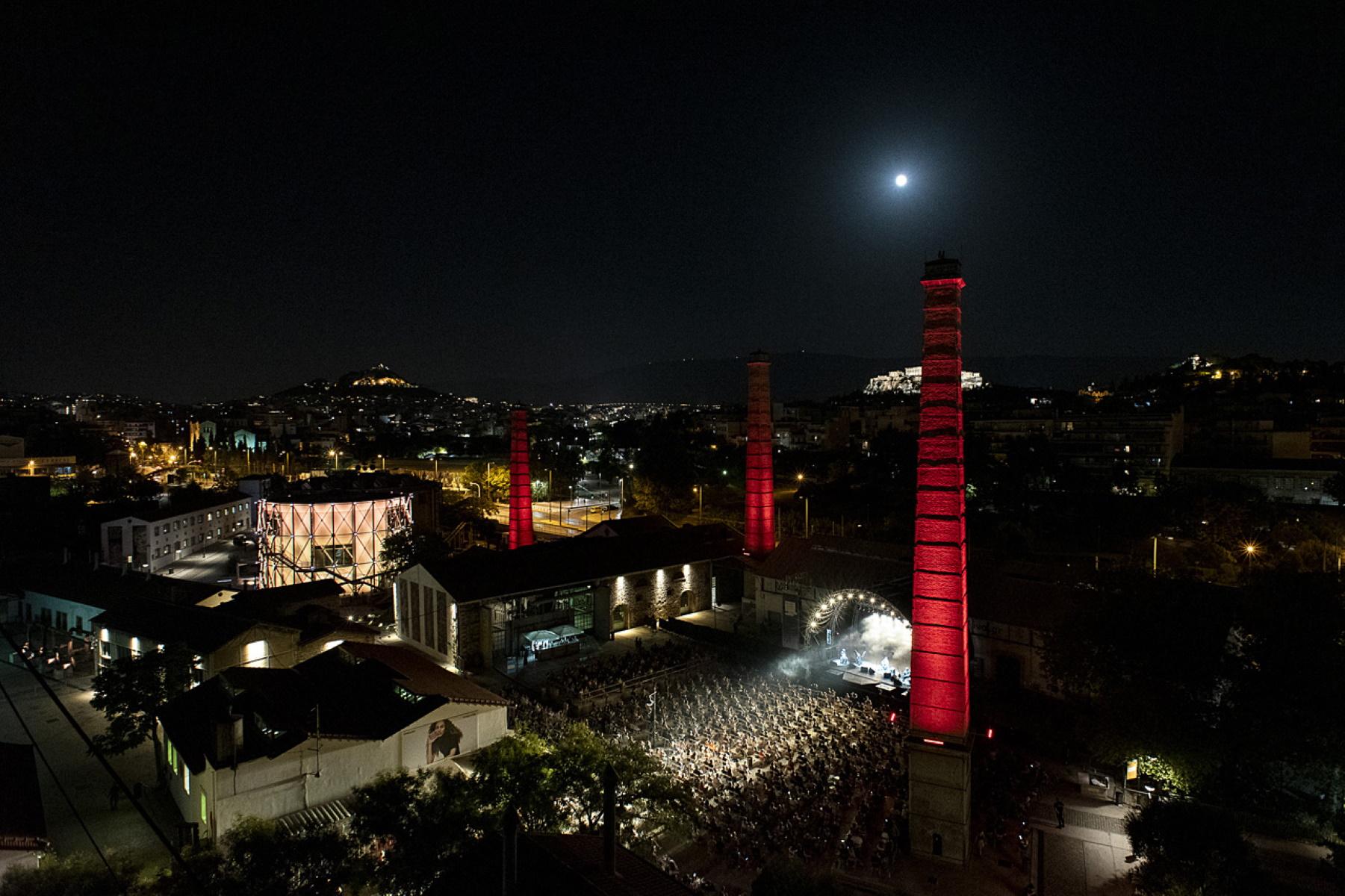 Δήμος Αθηναίων: Δωρεάν χώροι και εξοπλισμός για συναυλίες και παραστάσεις