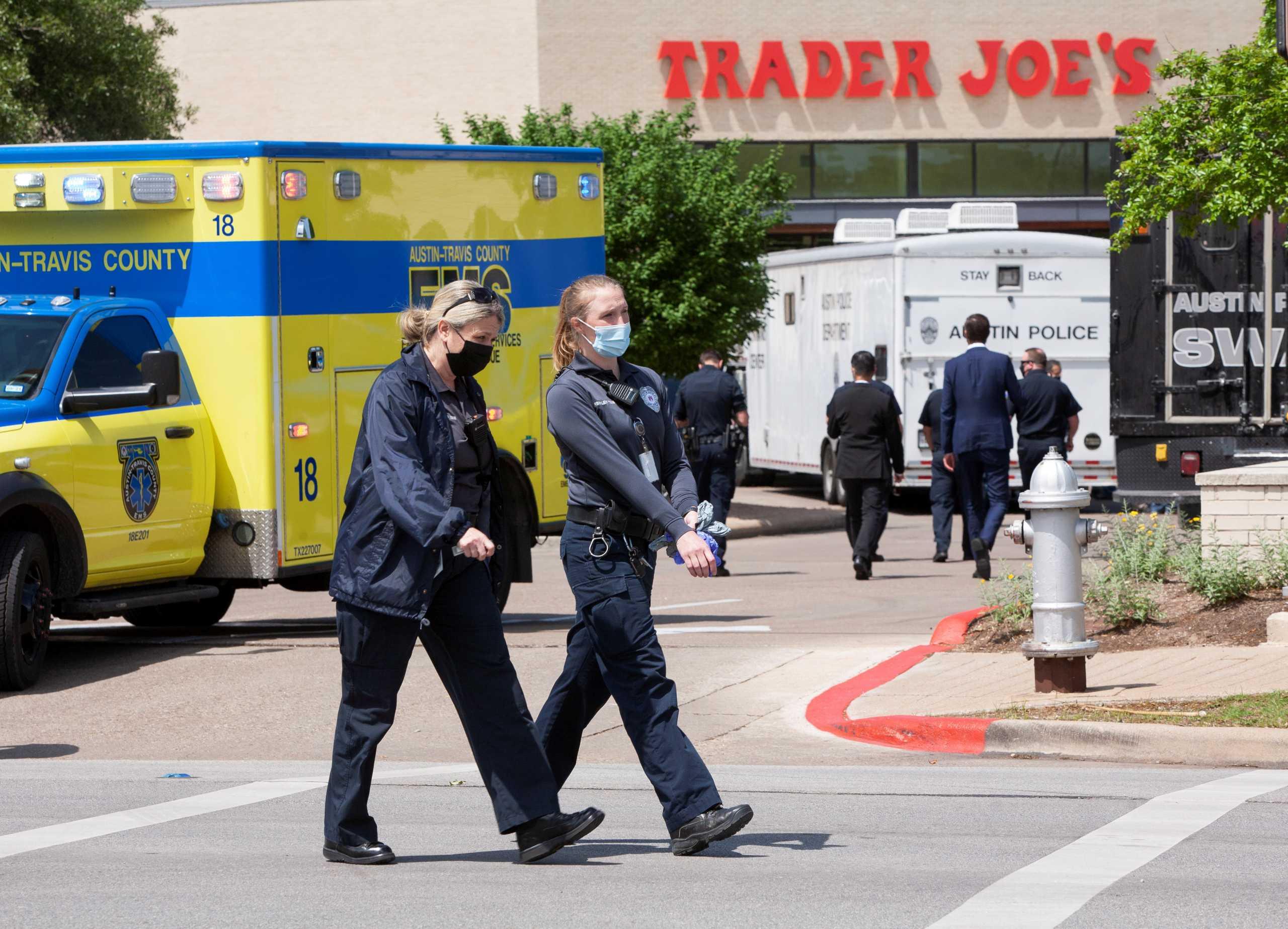 ΗΠΑ: Τρεις νεκροί από πυρά στο Οστιν του Τέξας
