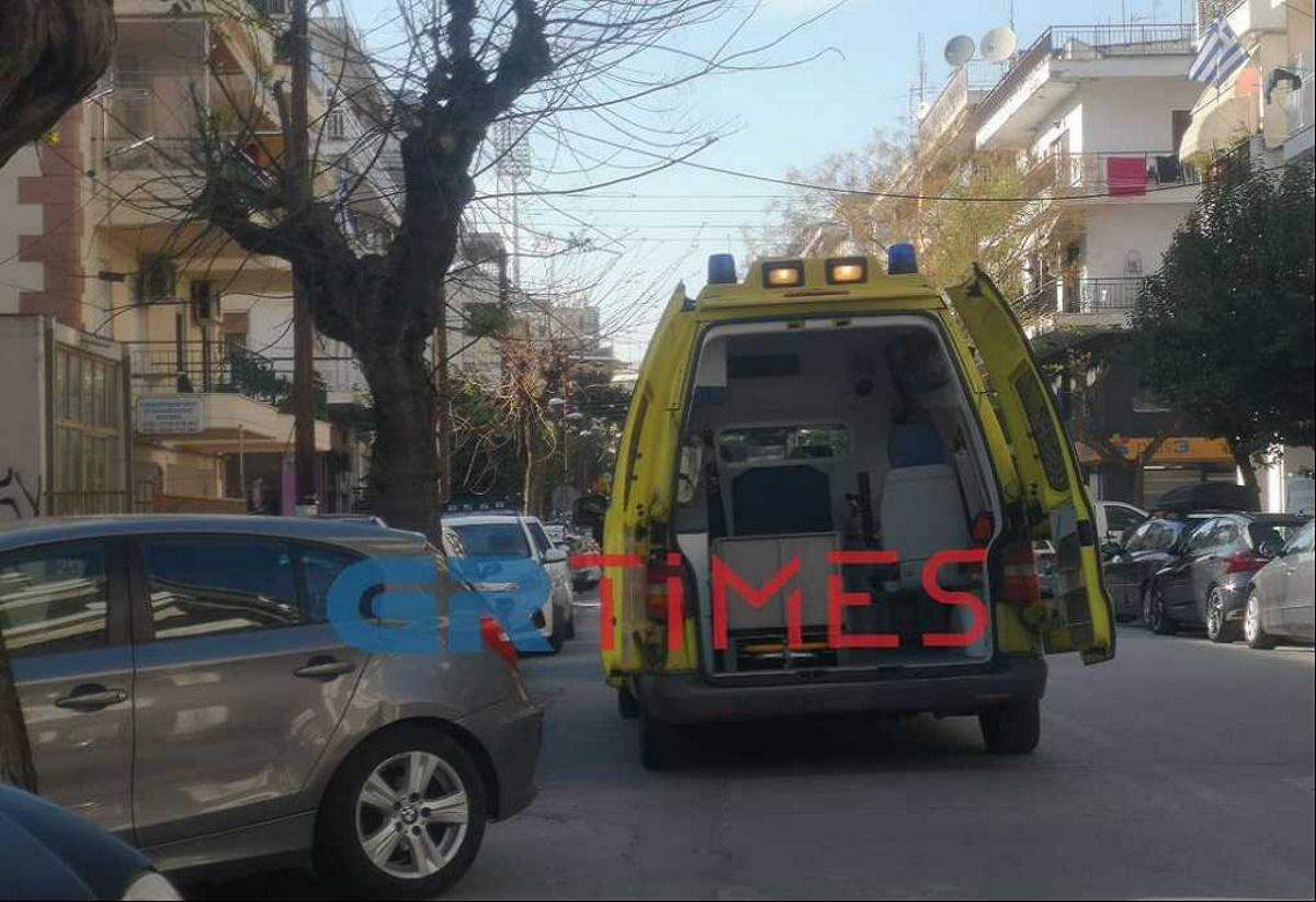 Θεσσαλονίκη: Έριξε πάνω του οινόπνευμα και απειλούσε να καεί ζωντανός