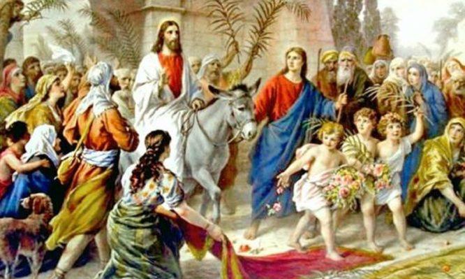 Τί γιορτάζουμε σήμερα Κυριακή των Βαΐων;