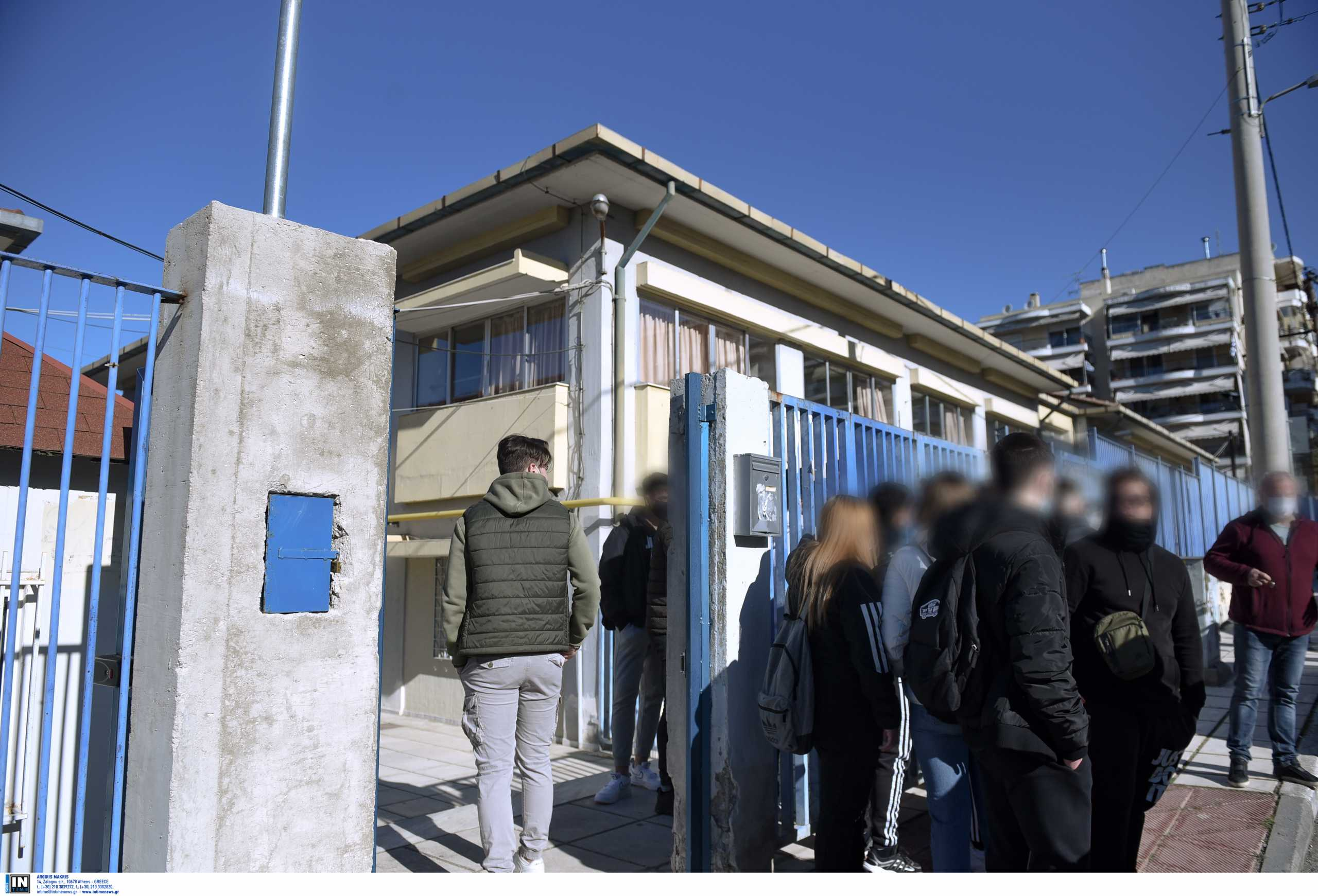 Θεσσαλονίκη: Τηλεκπαίδευση μετά την κατάληψη παρωδία – Η απόφαση μετά την ένταση στο ΓΕΛ Ευόσμου (video)