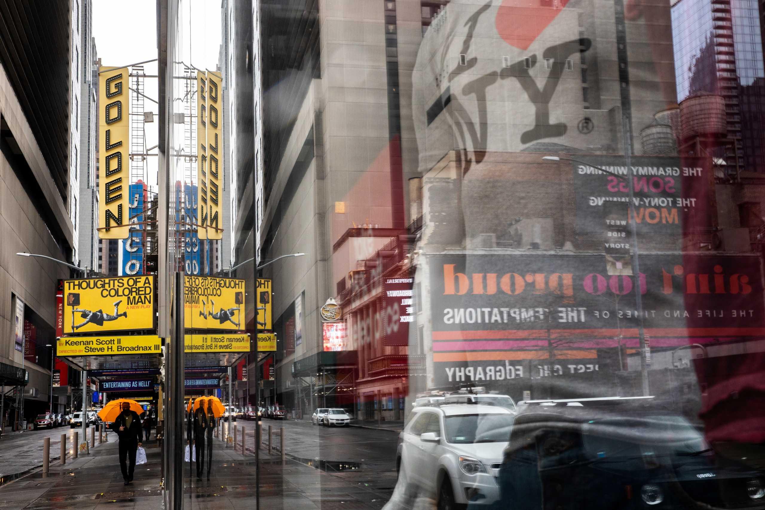 ΗΠΑ: Άνοιξε κέντρο εμβολιασμού κατά του κορονοϊού ακόμα και στην Times Square (pics, vid)