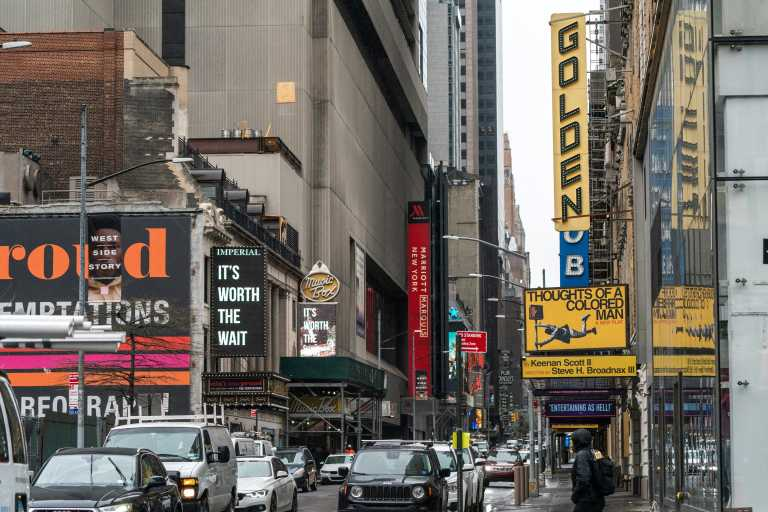 Η σκηνή του Broadway ζωντανεύει ξανά μετά από 18 μήνες