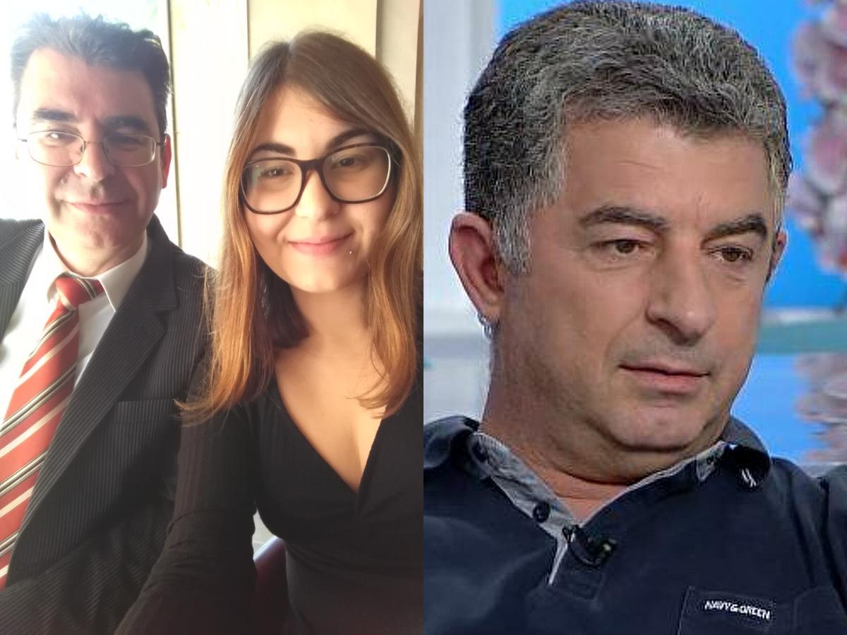 Γιώργος Καραϊβάζ: Συγκλονίζει ο πατέρας της Ελένης Τοπαλούδη – «Αγκάλιασε την κόρη μου εκεί ψηλά»