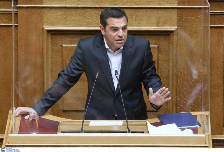 Τσίπρας: Οι βουλευτές της κυβέρνησης έχουν δυσανεξία στην κριτική