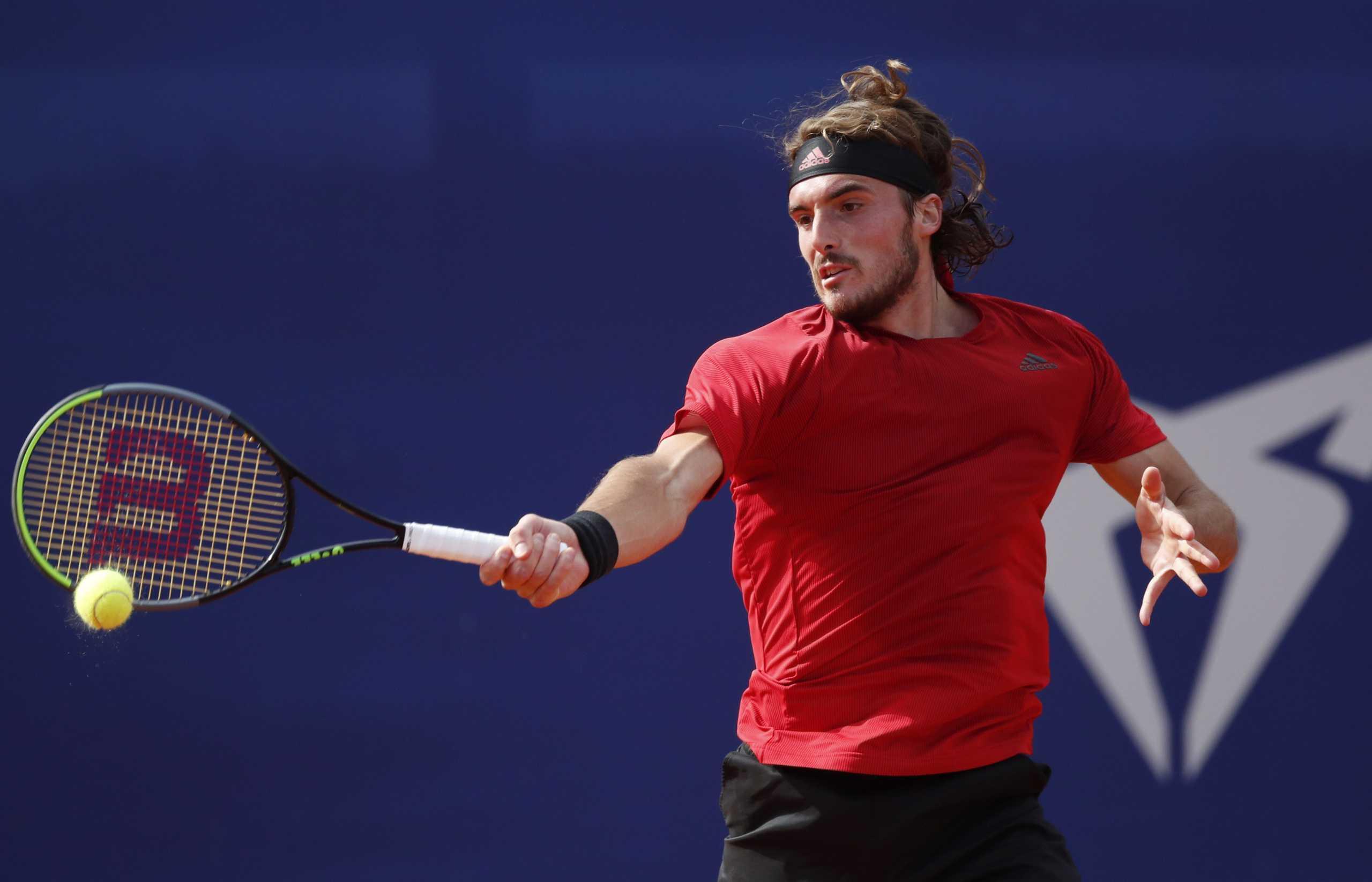 Ο Τσιτσιπάς έμεινε εκτός προημιτελικών του Madrid Open