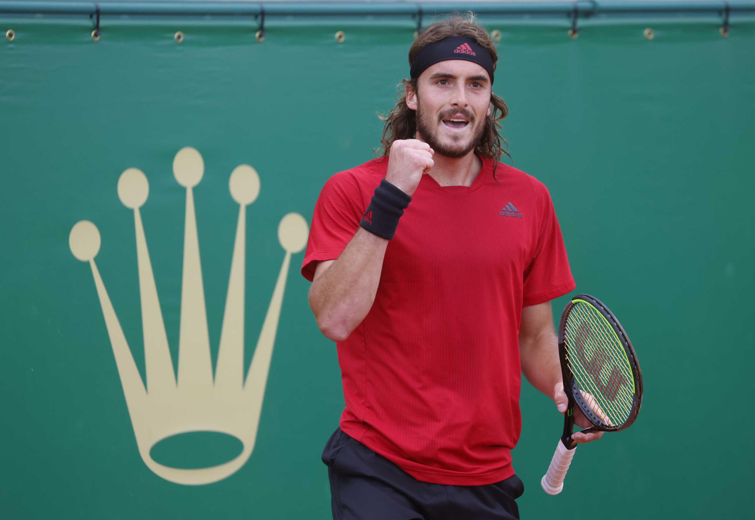 Τσιτσιπάς – Ρούμπλεφ: «Πρίγκιπας» στο Μόντε Κάρλο ο Στέφανος – Πρώτος τίτλος σε Masters 1000