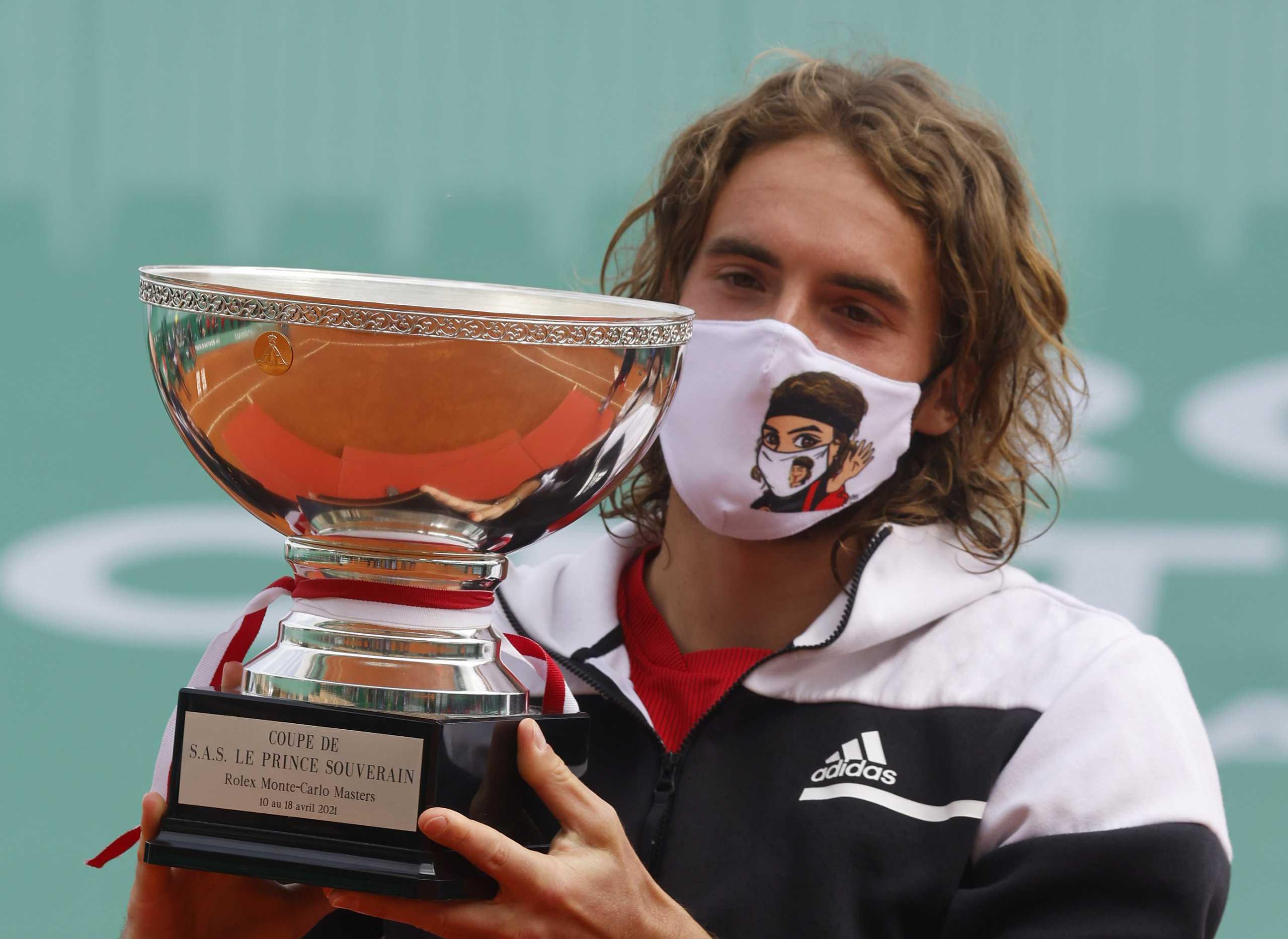 Στέφανος Τσιτσιπάς: Το απίστευτο ποσό που έχει βγάλει από το τένις