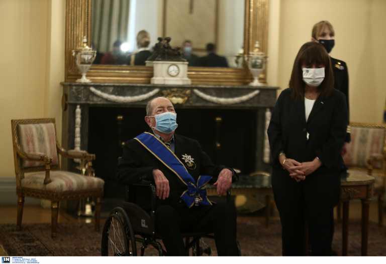 Κατερίνα Σακελλαροπούλου για θάνατο Ιάκωβου Τσούνη: Τον αποχαιρετούμε με ευγνωμοσύνη