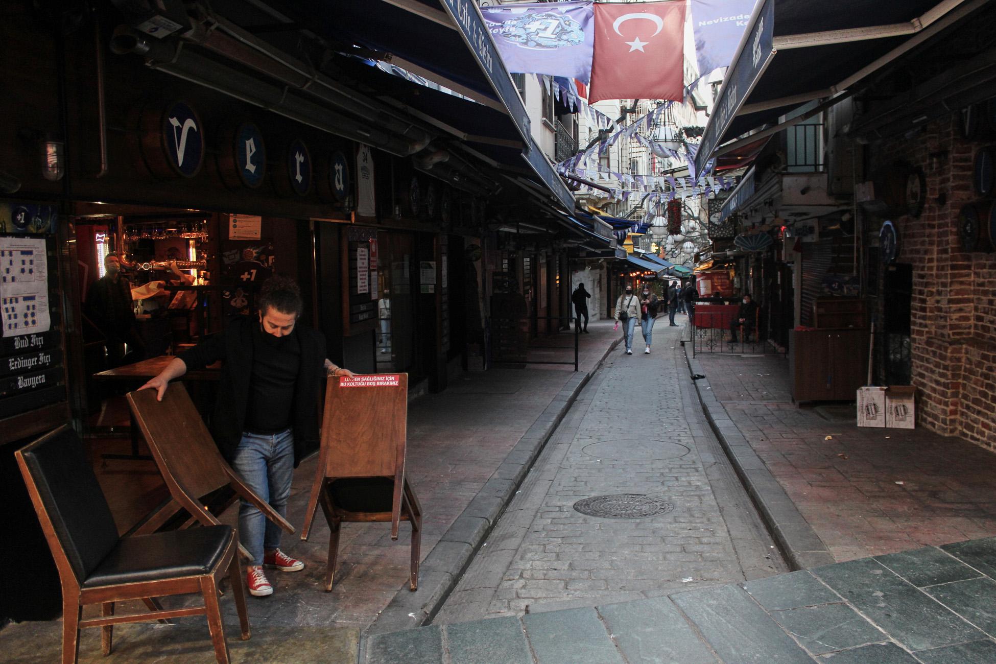 Τουρκία – κορονοϊός : Νέο lockdown τις δυο πρώτες εβδομάδες του Ραμαζανιού ανακοίνωσε ο Ερντογάν