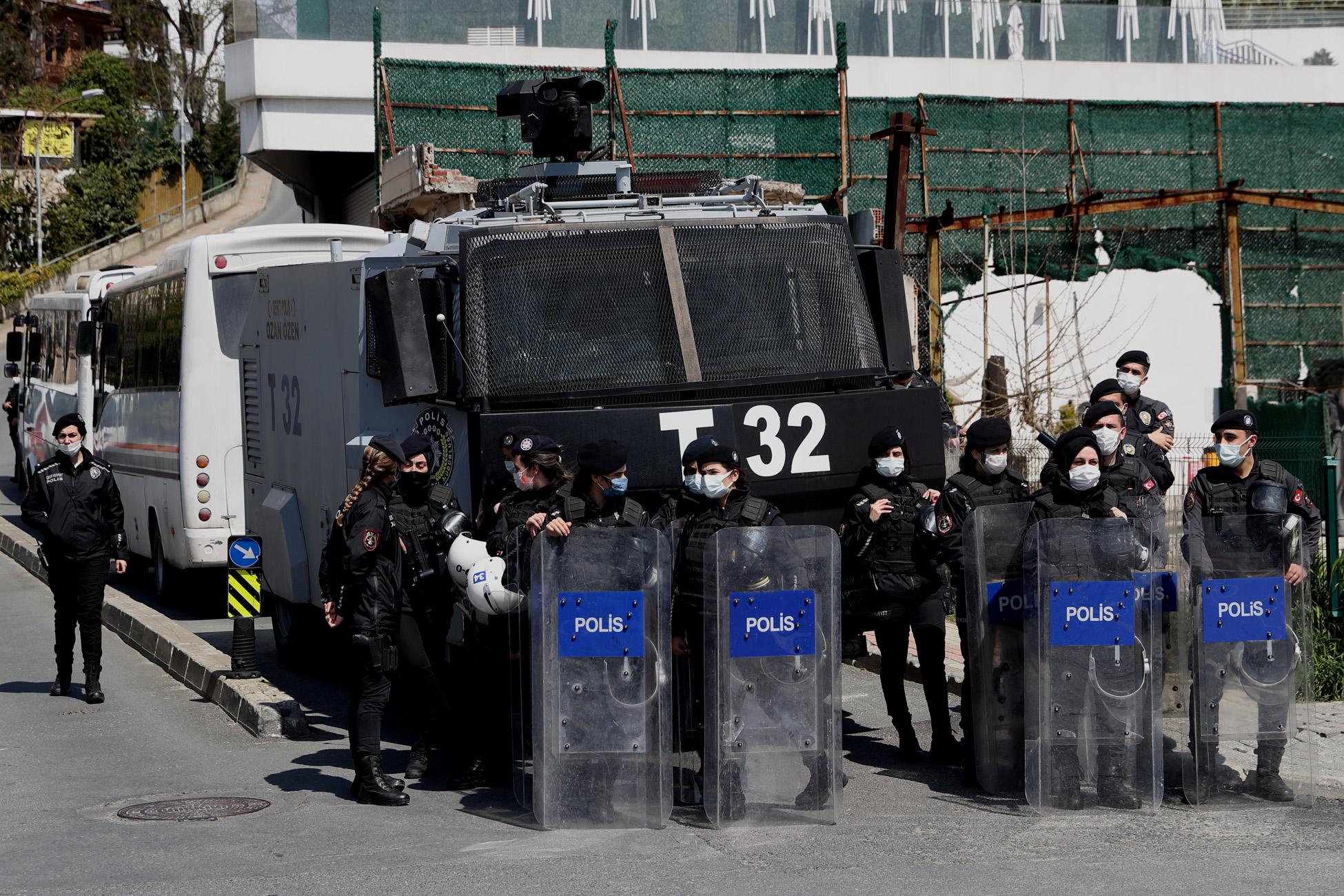 Τουρκία: 62 συλλήψεις μετά από μηνύσεις πλατφόρμα συναλλαγής κρυπτονομισμάτων