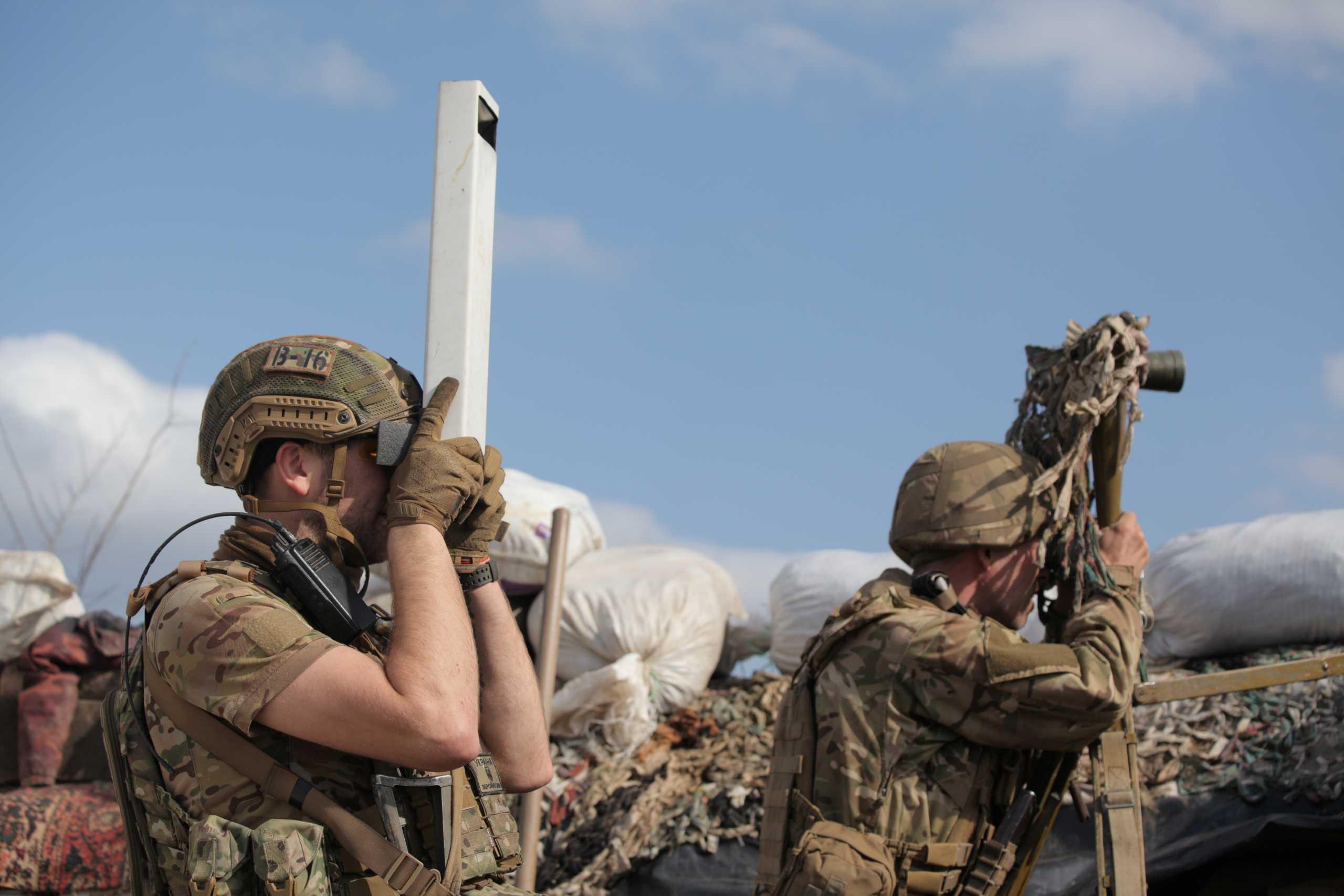 Ρωσία: Οσο χρειάζεται θα μείνουν οι στρατιώτες κοντά στα σύνορα με την Ουκρανία