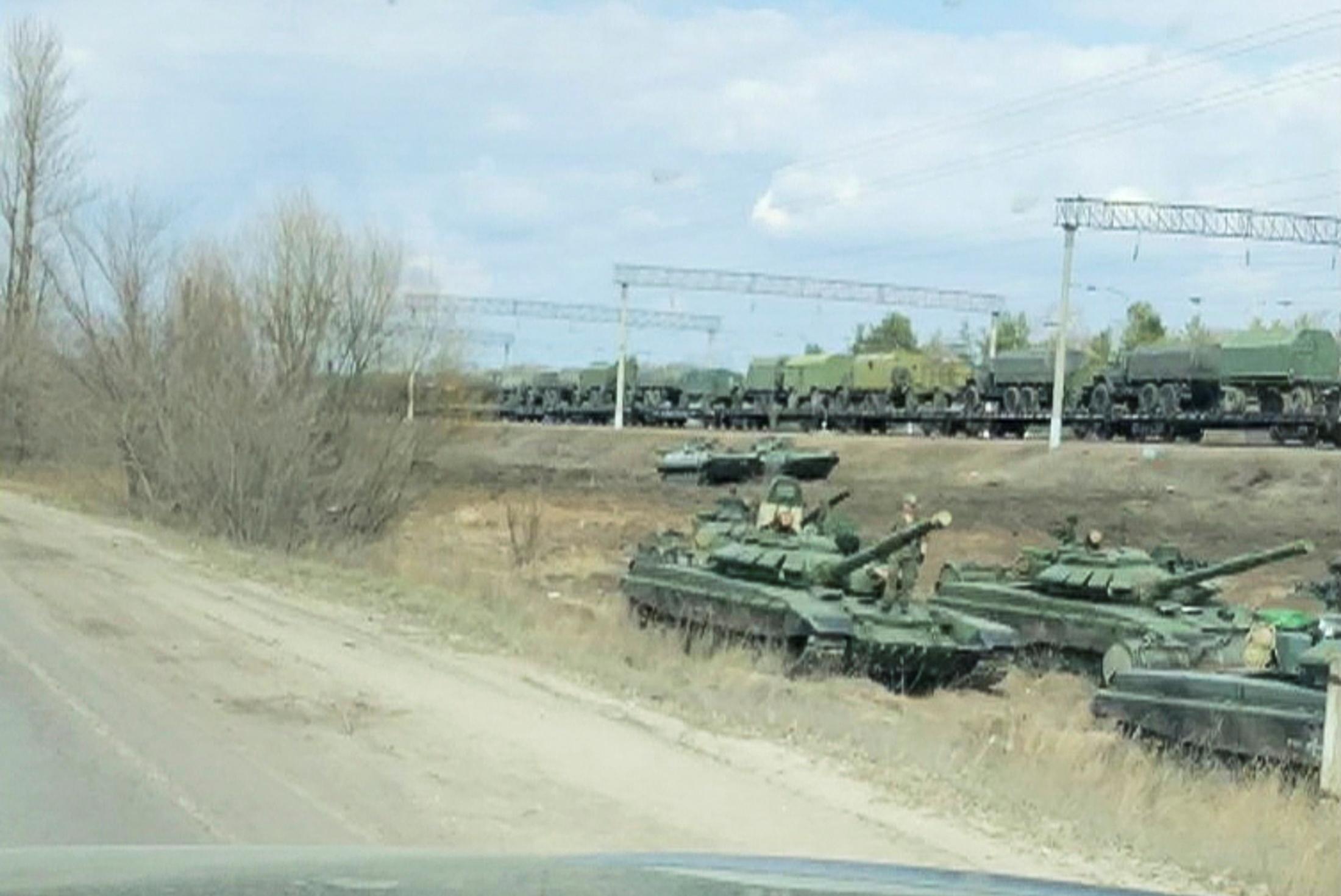 Ρωσία – Ουκρανία: Κινήσεις εκτόνωσης στα σύνορα – Αποχωρούν τα ρωσικά στρατεύματα