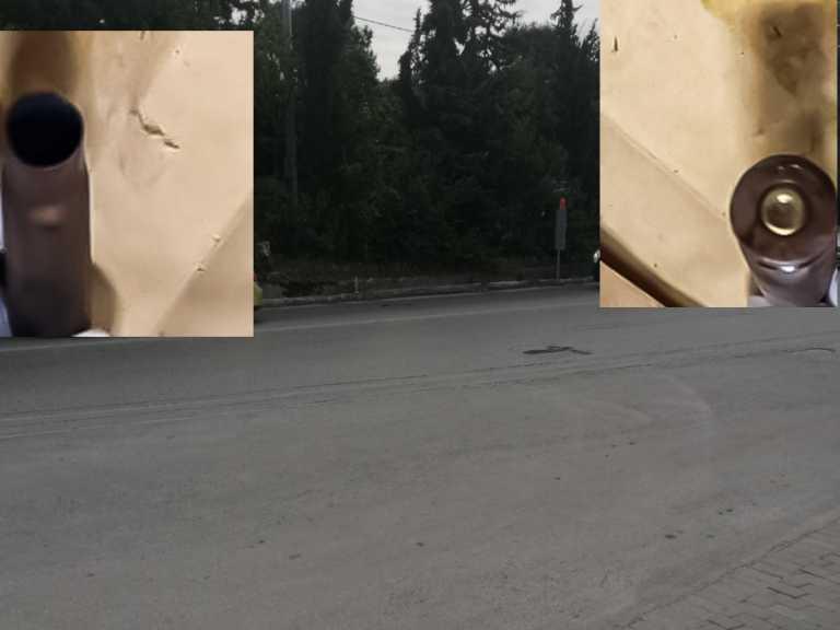 Βαρυμπόμπη: Ήθελαν να σκοτώσουν τους ειδικούς φρουρούς - Από πολεμικό τυφέκιο οι κάλυκες