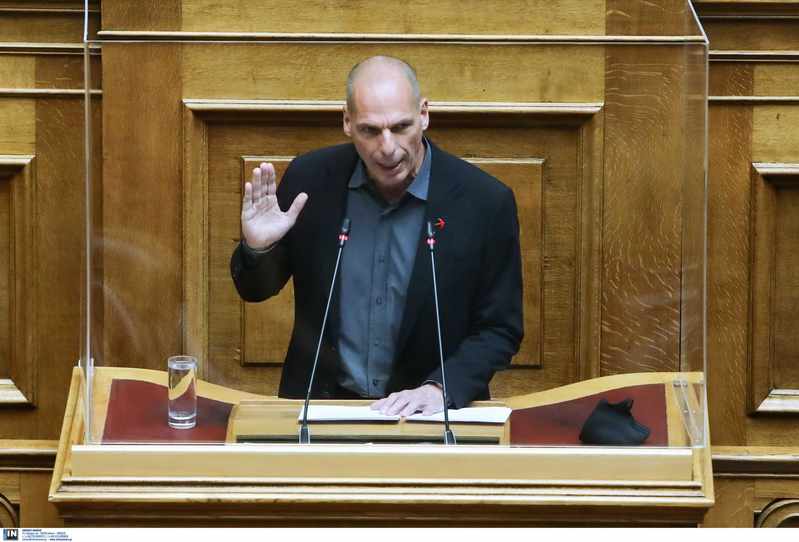 Βαρουφάκης για πανδημία: «Με ευθύνη της κυβέρνησης χάθηκε η μεγάλη ευκαιρία να βγει η Ελλάδα νικήτρια»