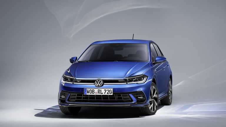 Νέα εμφάνιση και περισσότερη τεχνολογία για το νέο Volkswagen Polo (pics)