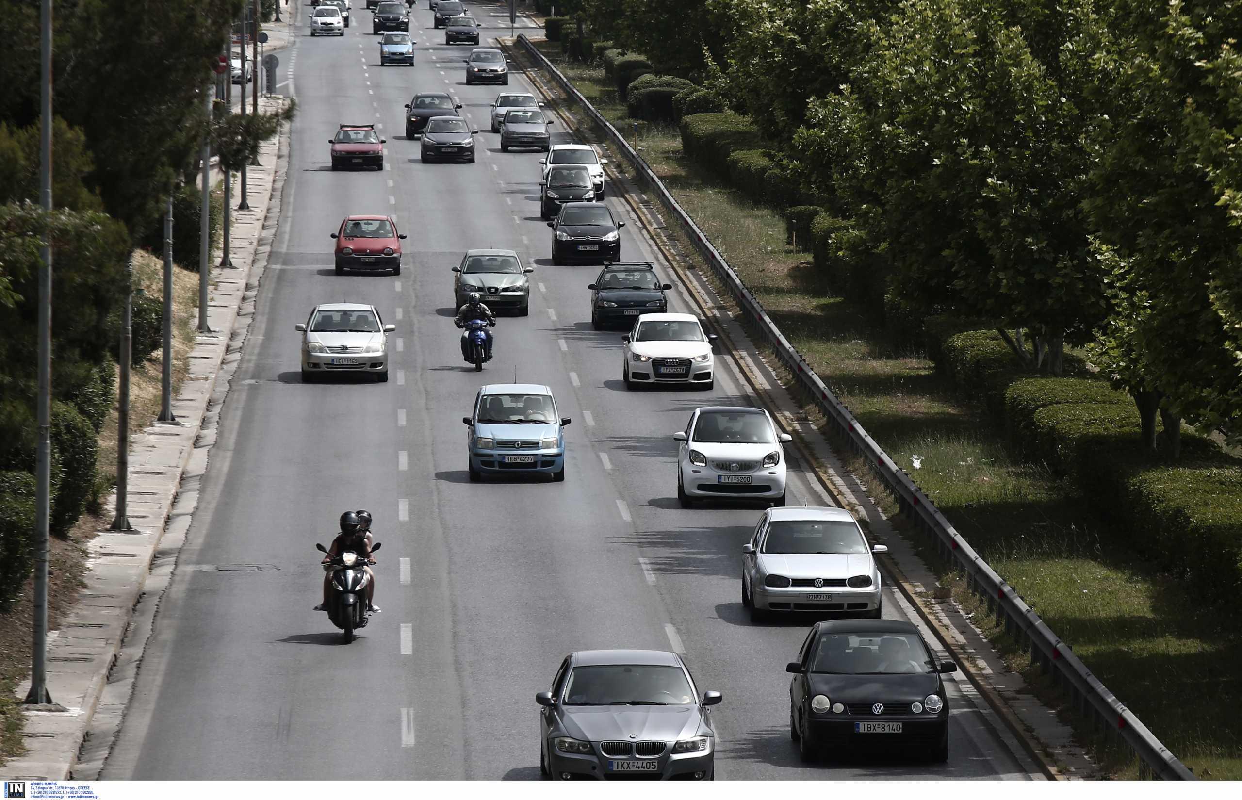 Μειώνεται το όριο ταχύτητας στην Λεωφόρο Βουλιαγμένης
